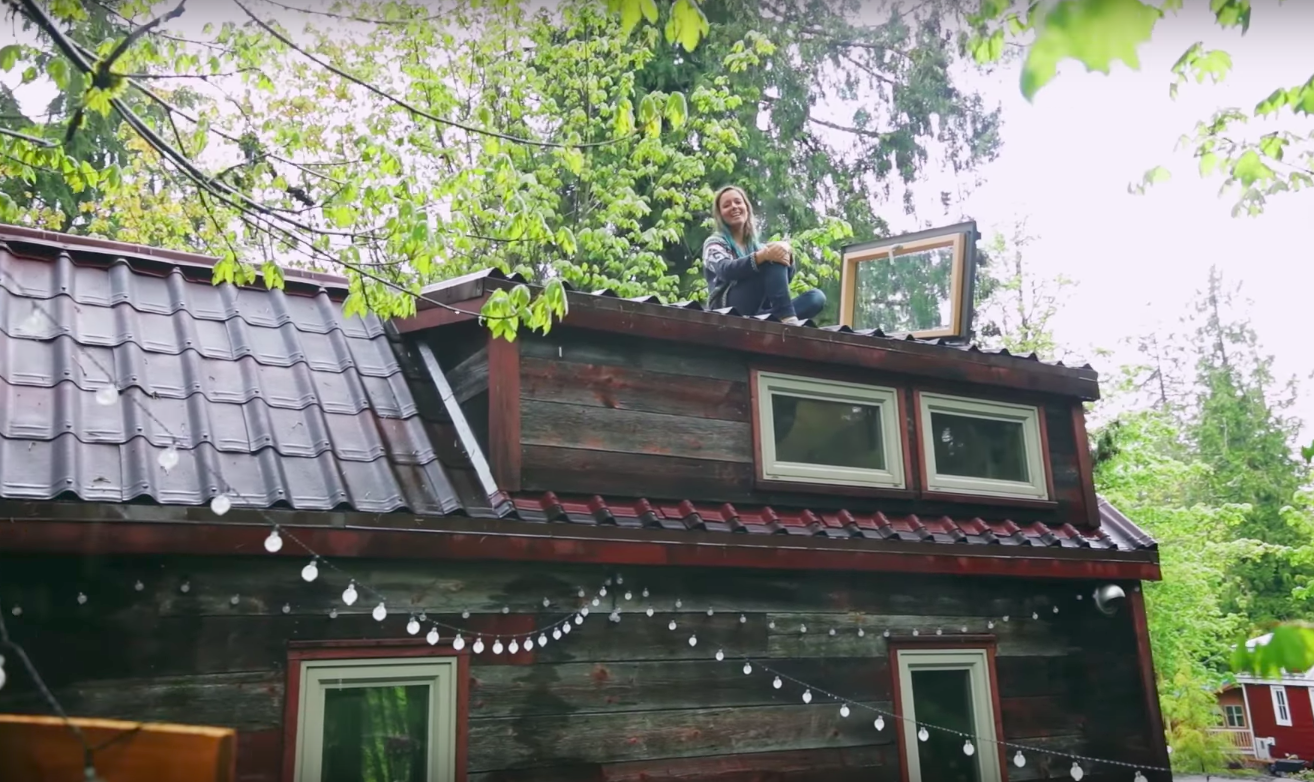 Three Years in a Tiny House