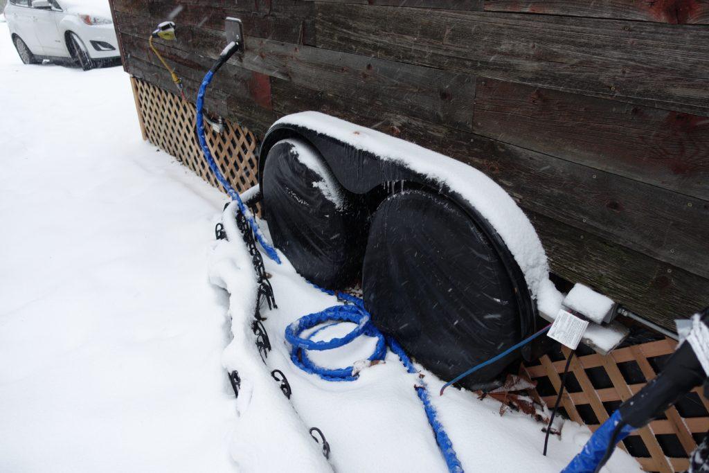 Winter RV Heated Hose