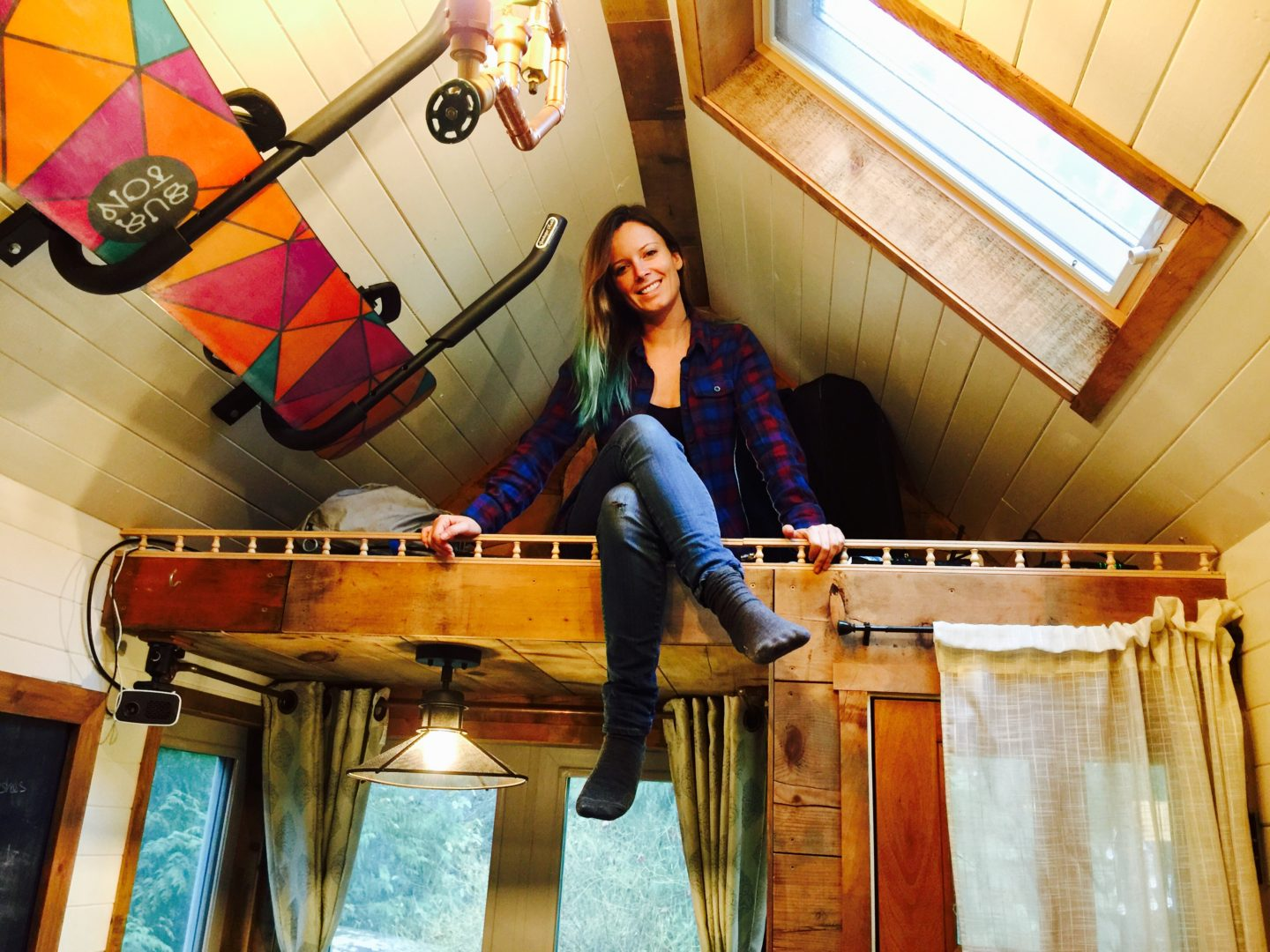 Tiny House Relationships: Reflections and Independence