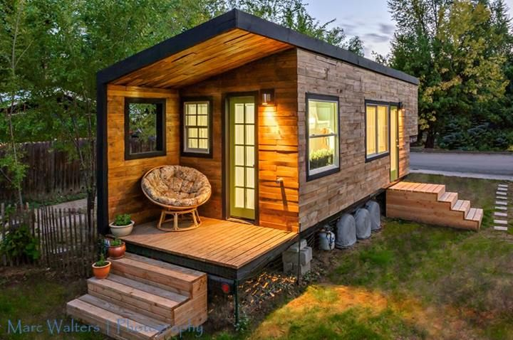 Mini Motives Tiny House