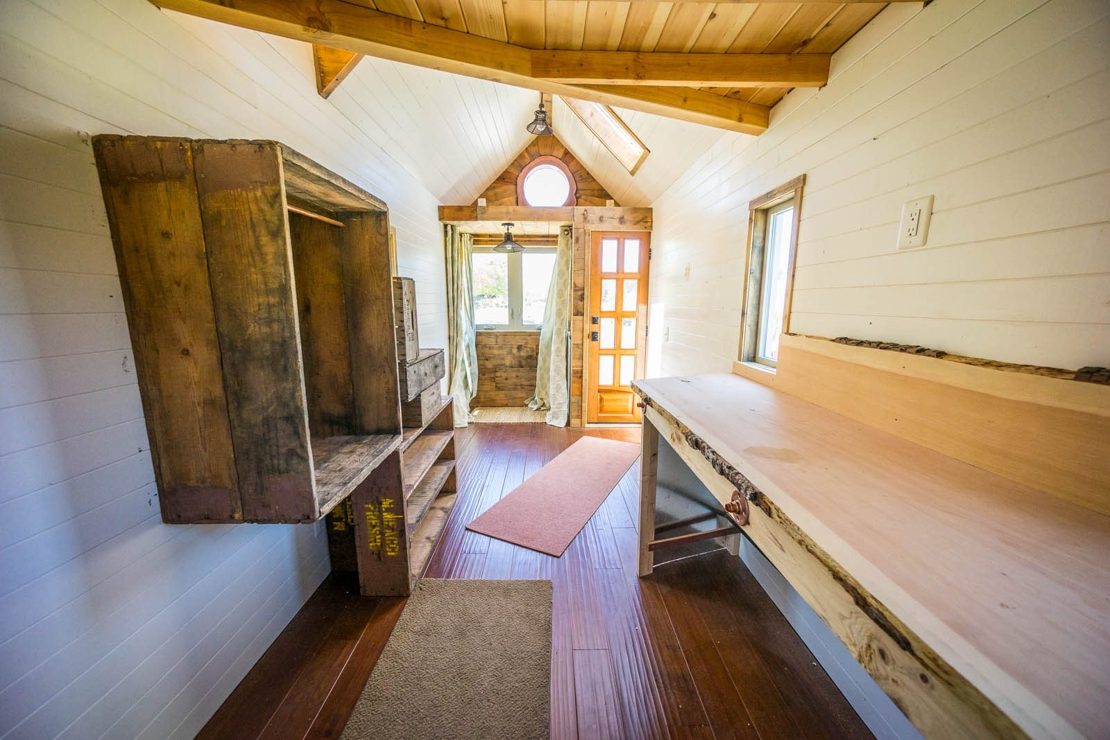 tiny house giant journey interior