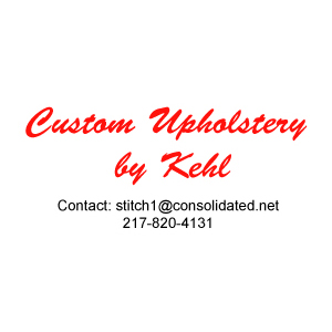 Custom Upholstery by Kehl