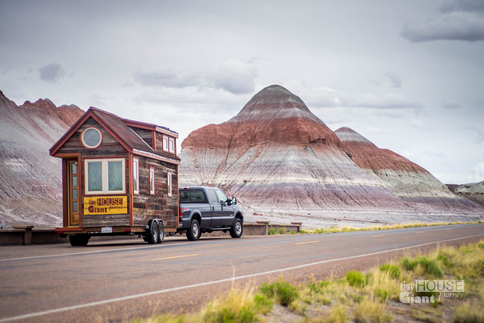Tiny House Petrified Forest