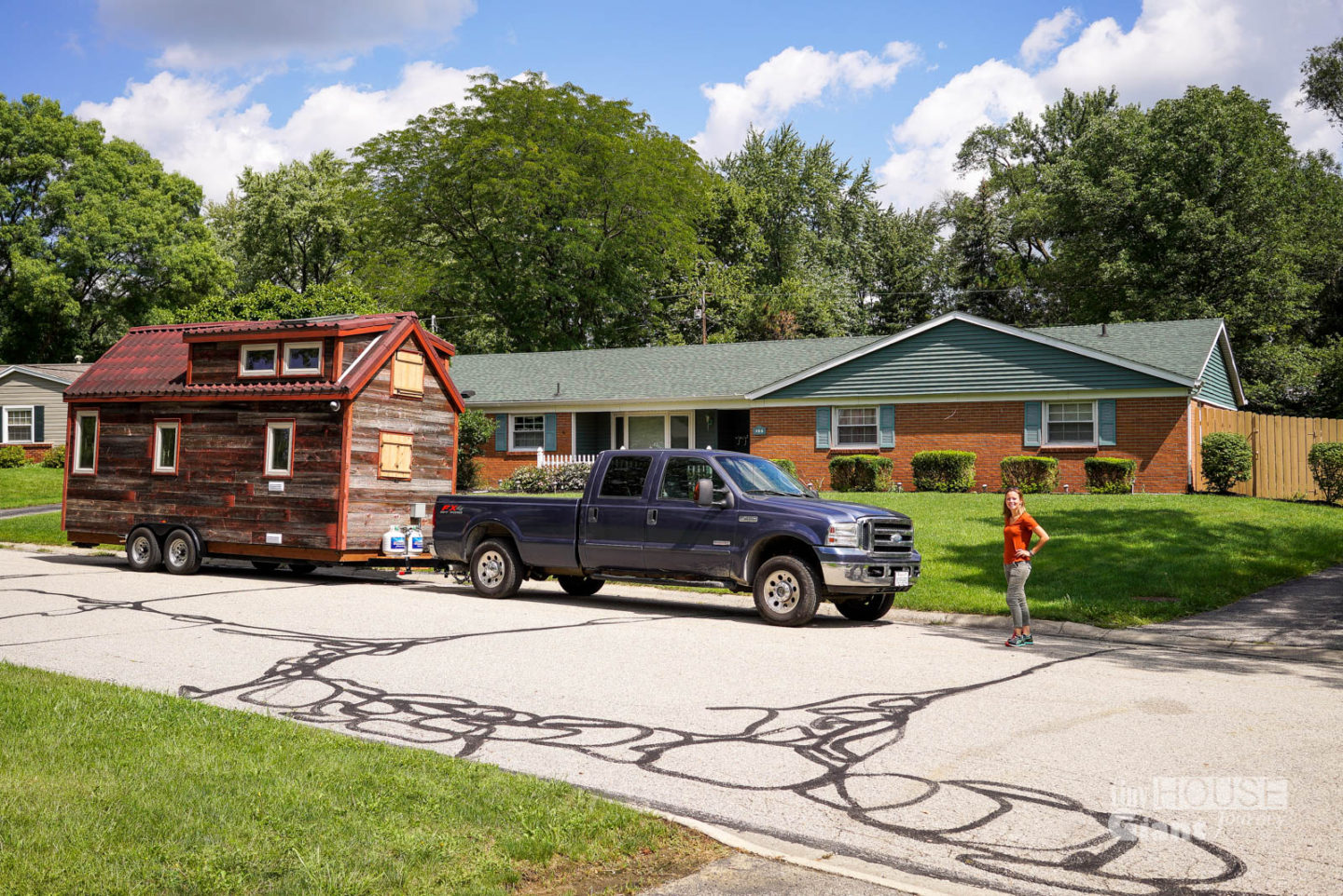 Centerville, OH: My Childhood Home & My Tiny Home