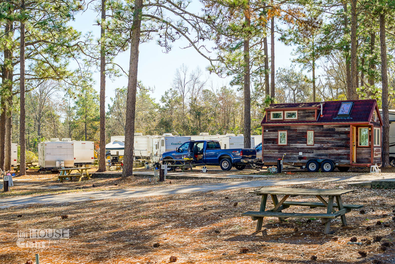 Tiny House Camping A List Of Campsites Across The USA That Accepted