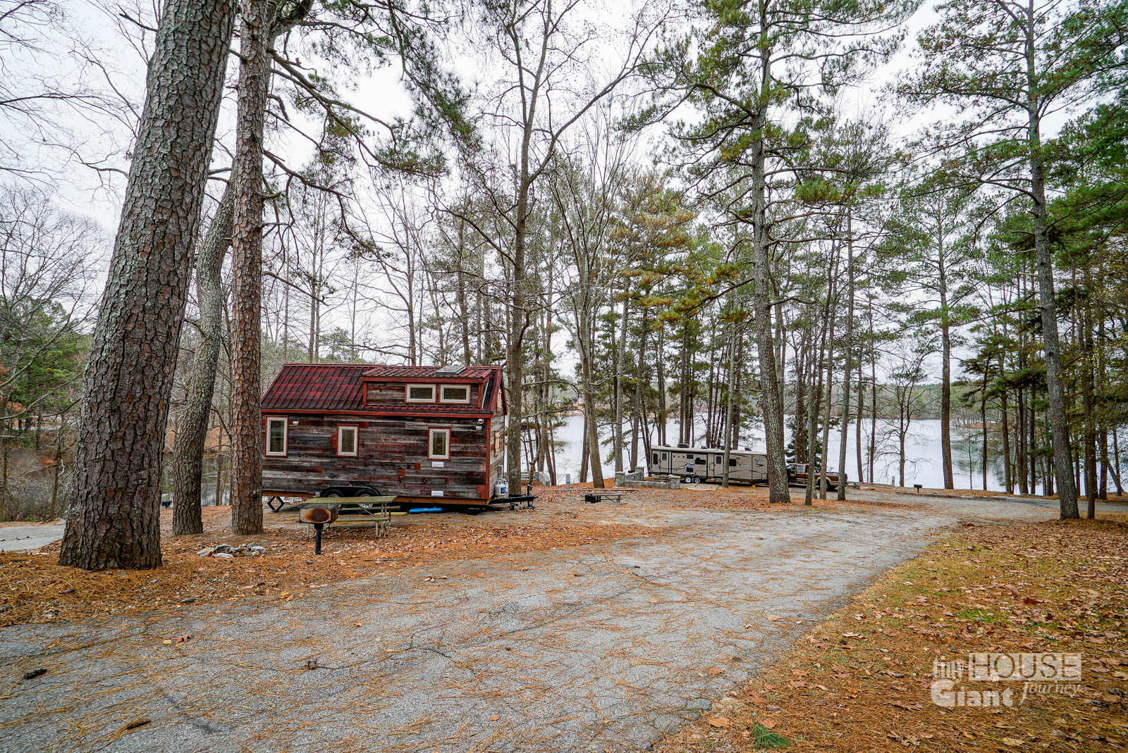 Tiny House Campsites Stone Mountain RV Park