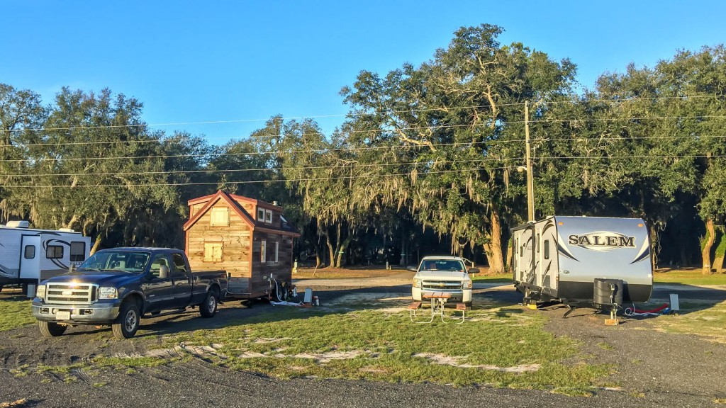 Tiny House Campsites