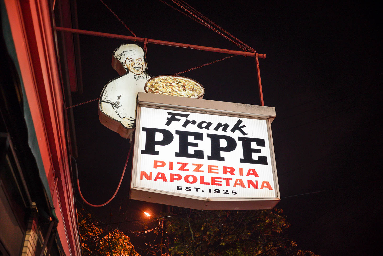 Frank Pepe Pizza