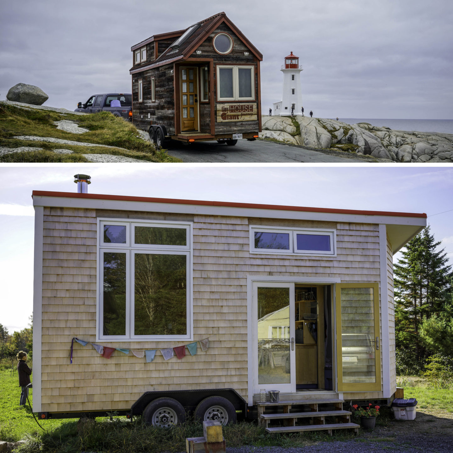 Nova Scotia: Full Moon Shelters & Salty Hikes