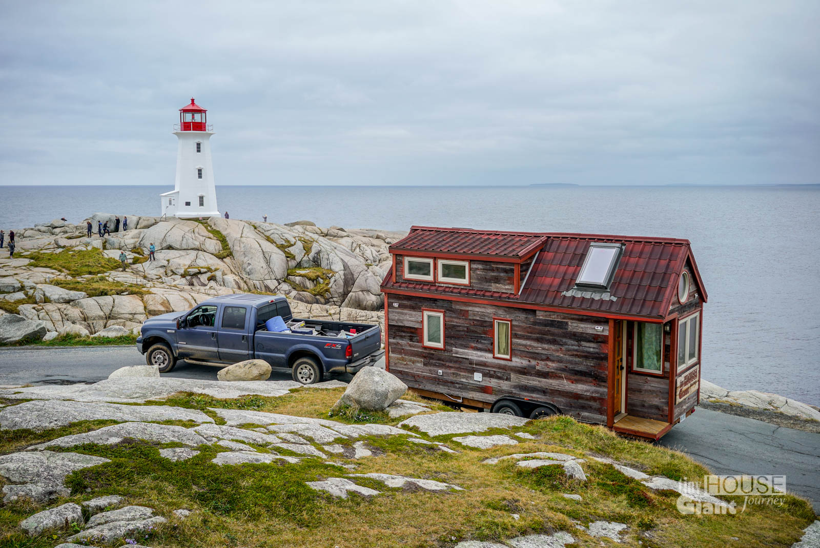 THGJ @ Peggy's Cove