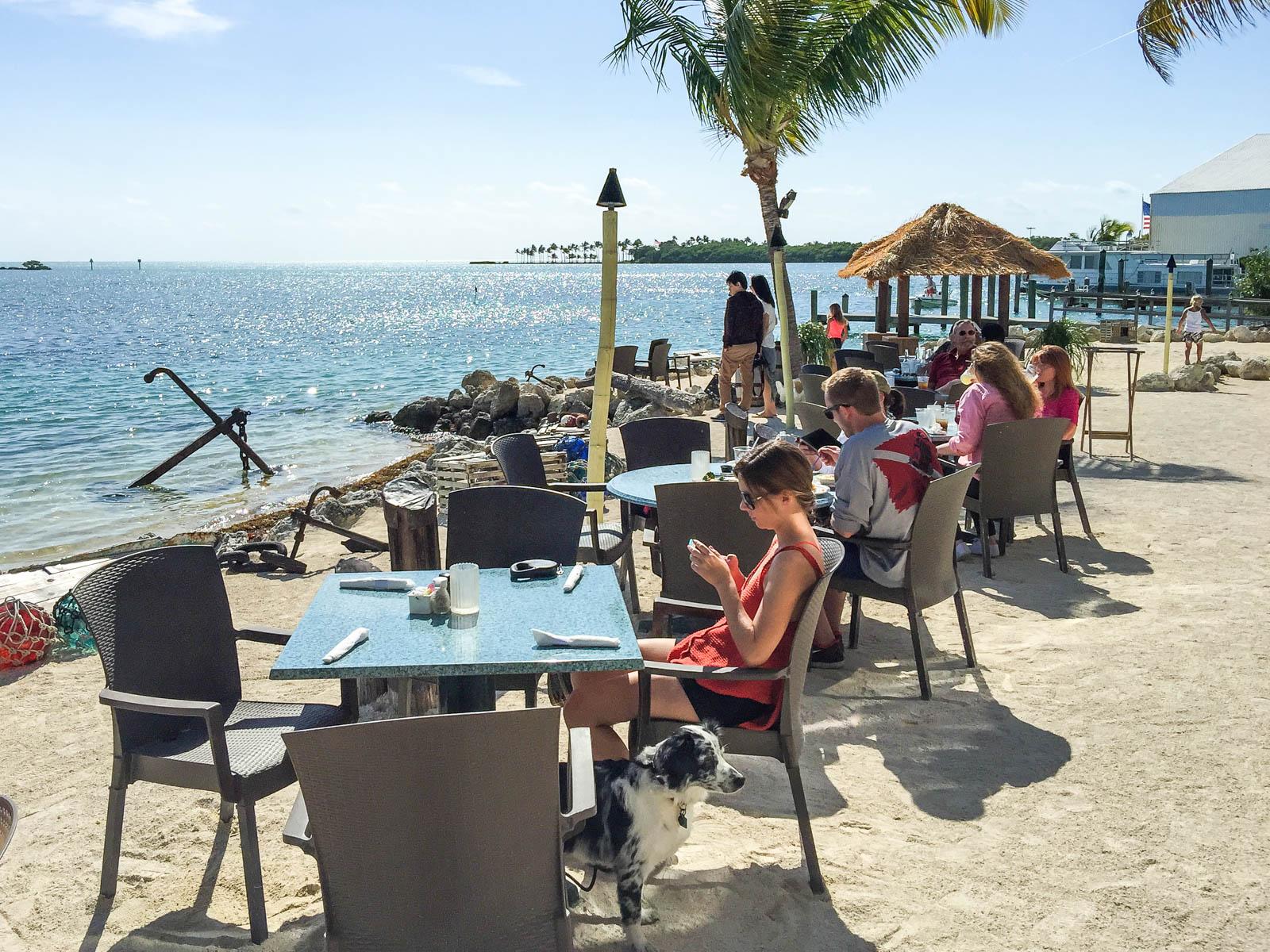 Lazy Days South - Marathon Florida Keys Restaurant ...