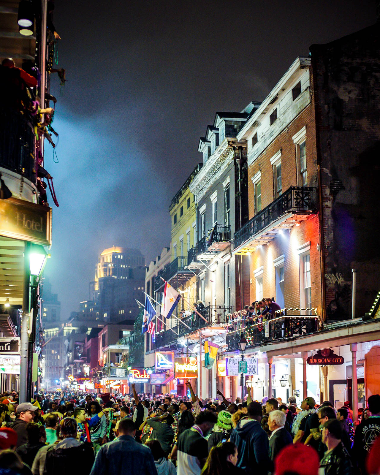 New Orleans, LA: Culture Soup & Slanderous Saints