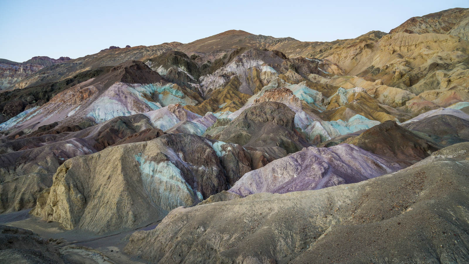 Death Valley Artist's Palette