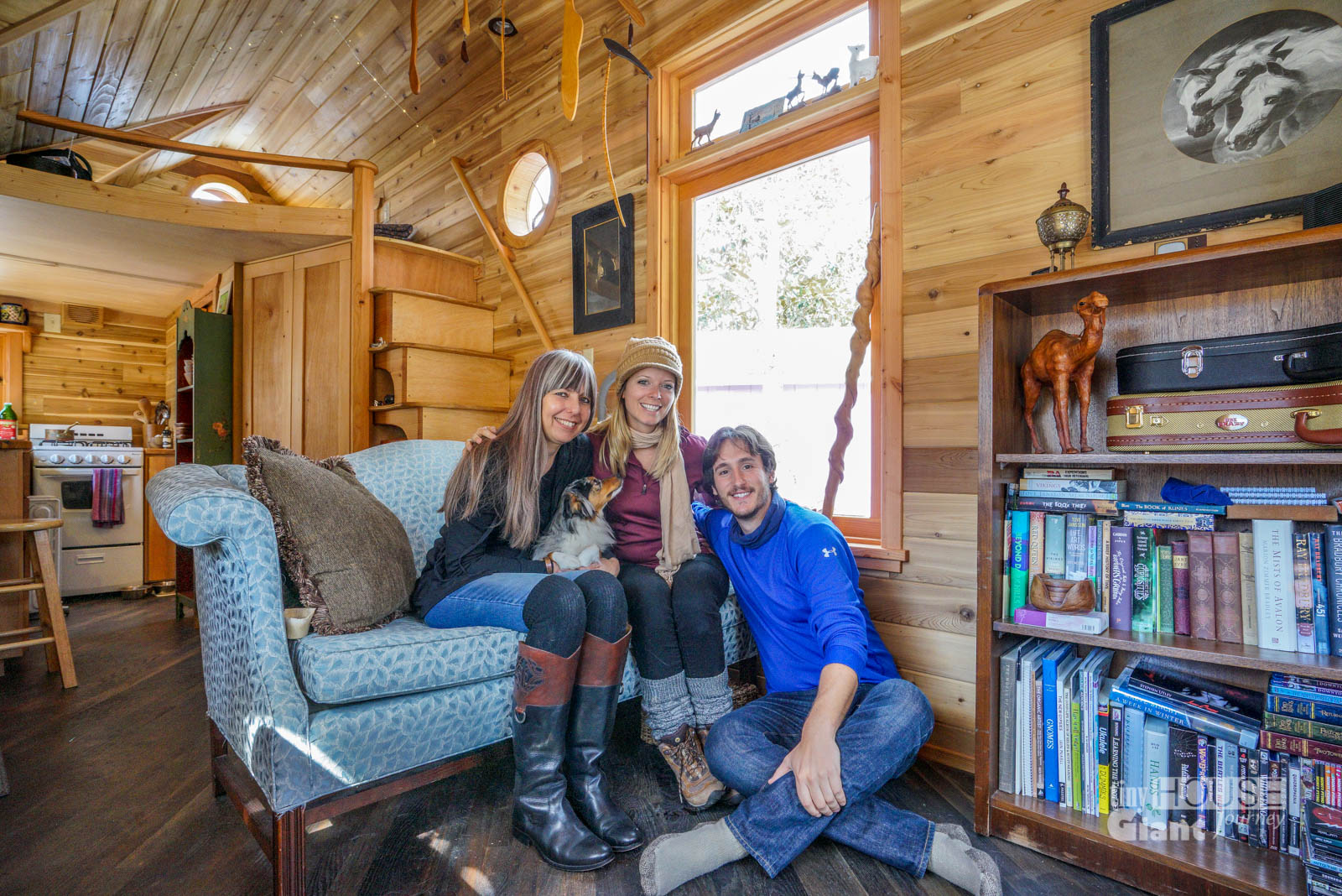 The Pinafore Tiny House - 0014
