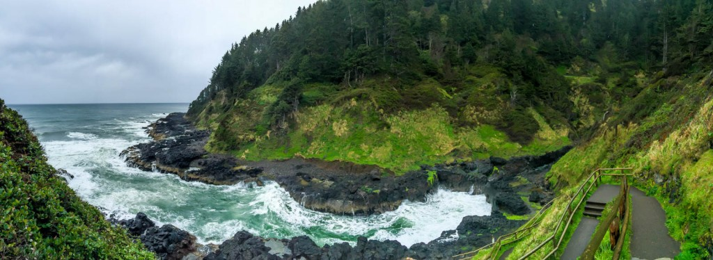 Oregon Coast Cape Perpetua - 0009