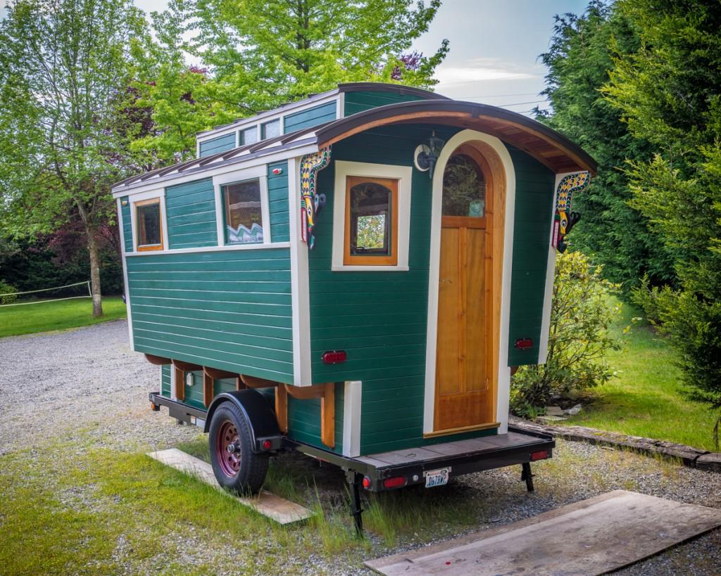 Russ's Gypsy Wagon