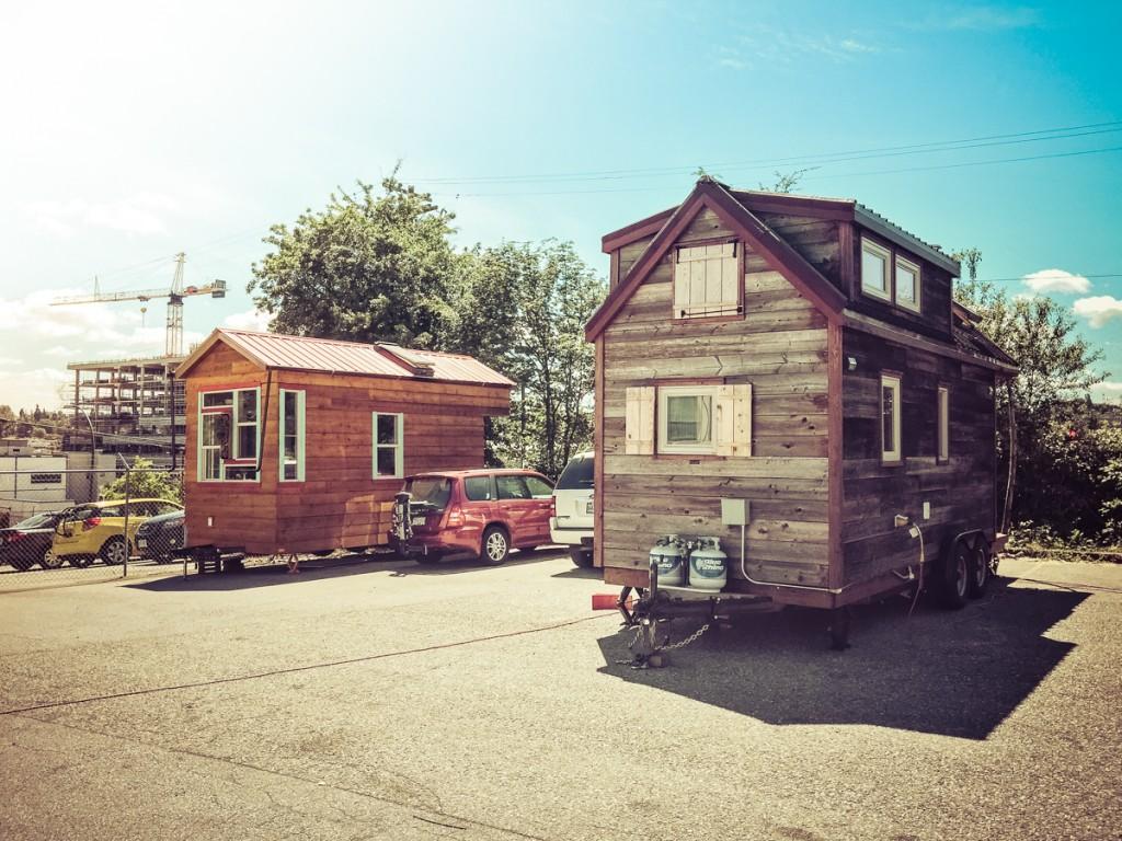 THGJ and Tiny Community Center
