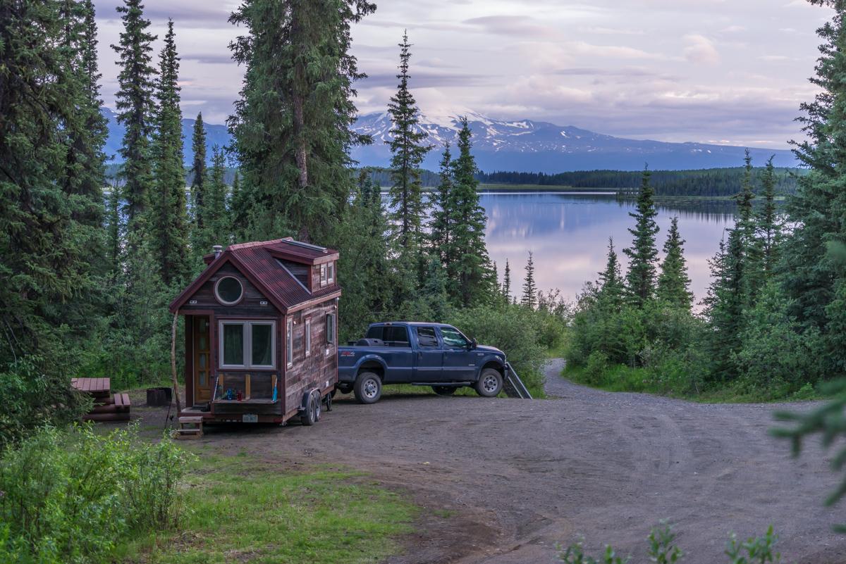 Camping in British Columbia
