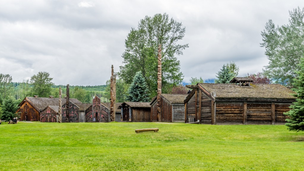 Hazelton Ksan Historical Village - 0004