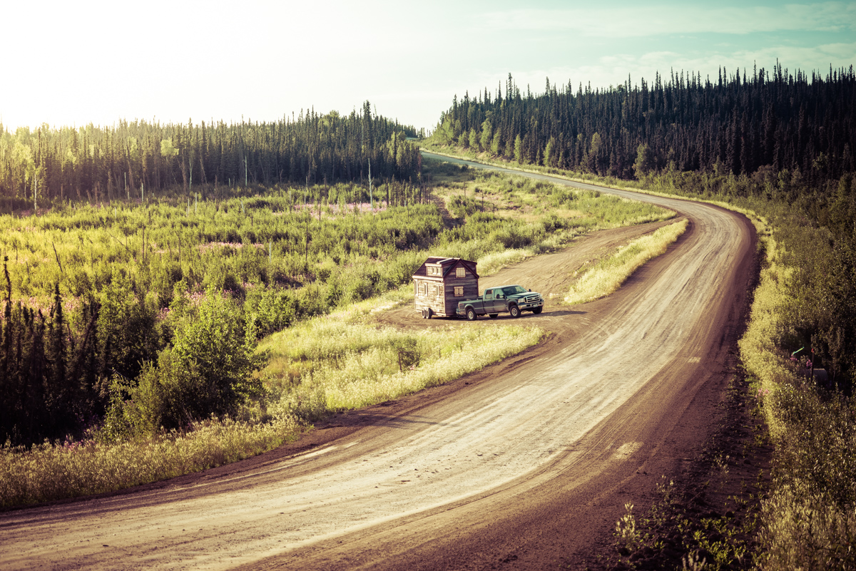 Tiny House Dalton Highway – 0009