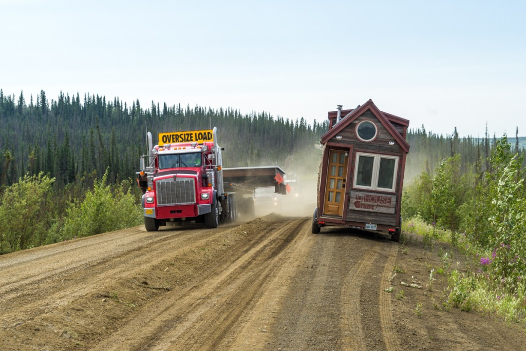 Tiny House Dalton Highway - 0026