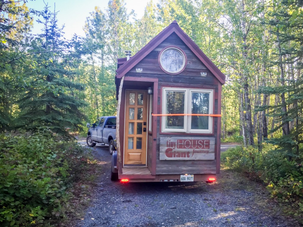 How to break in to a tiny house - 0004