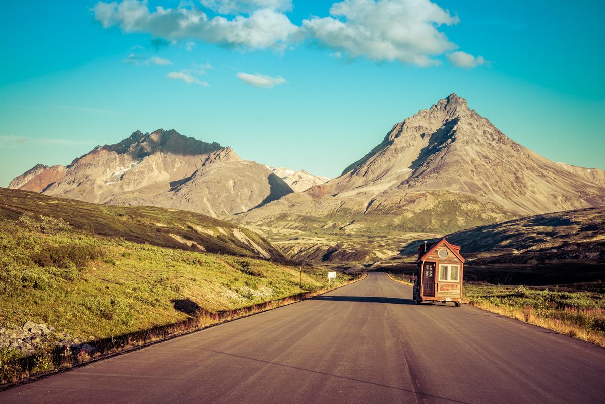 THGJ Tiny House Giant Journey Haines Highway Alaska Mountains – 0003