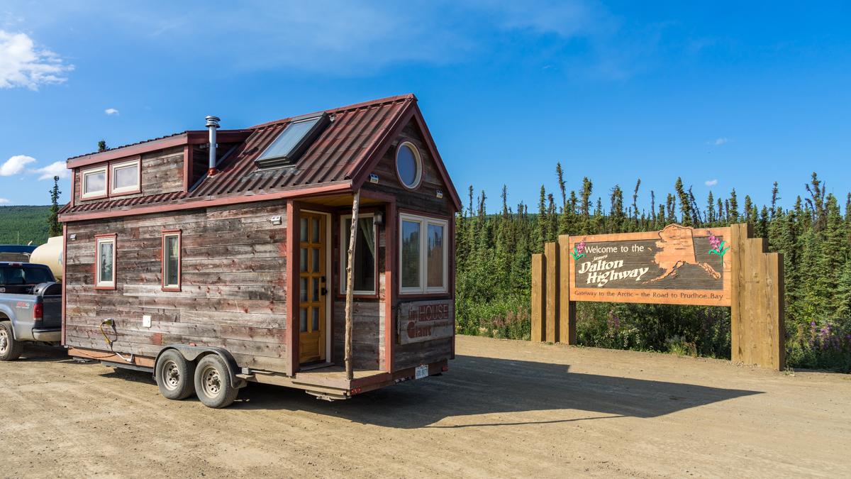 Tiny House Dalton Highway – 0005