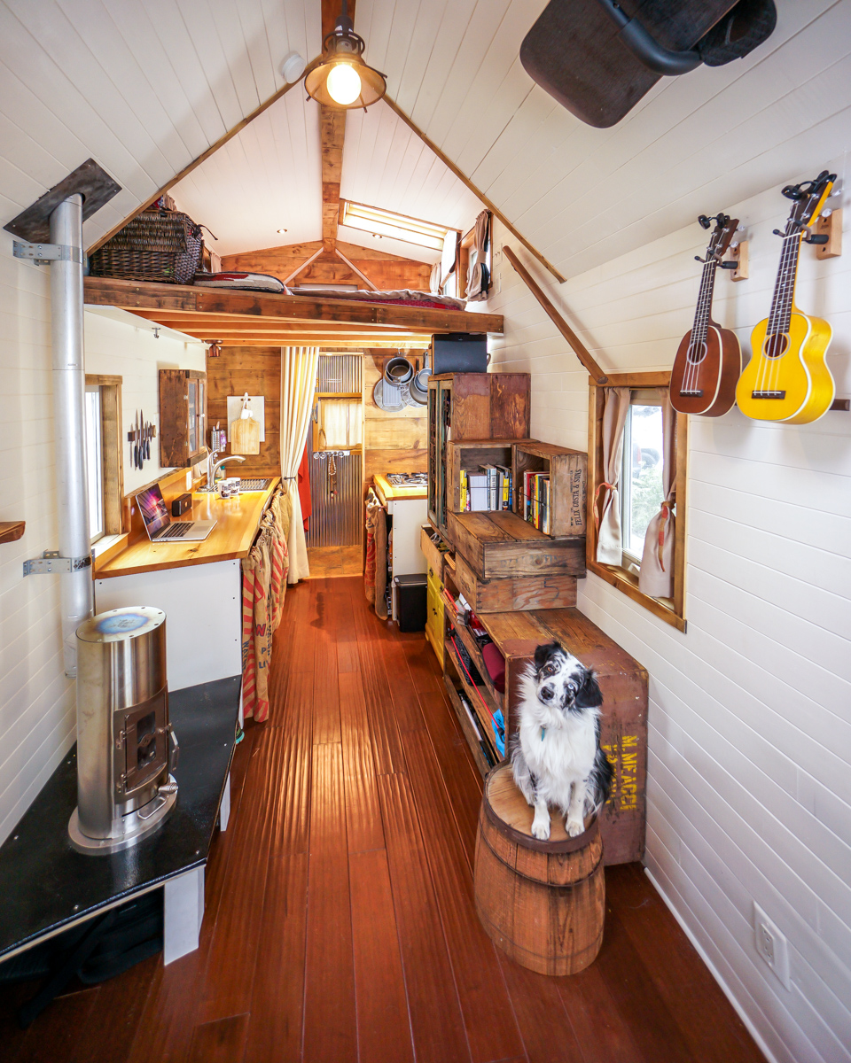 Tiny House Cost? Detailed Budgets, Itemized Lists & Photos ... on