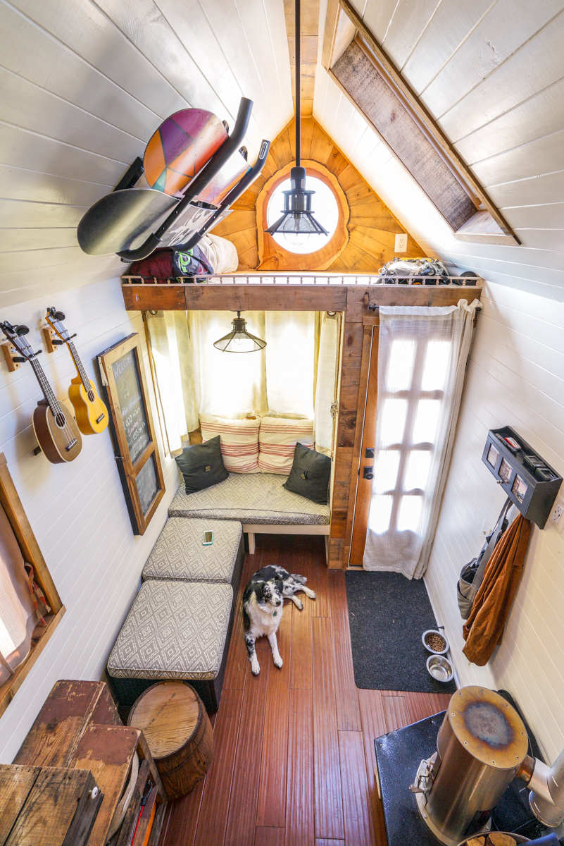 Interior Small House Interior Design: Our Tiny House Interior Photos