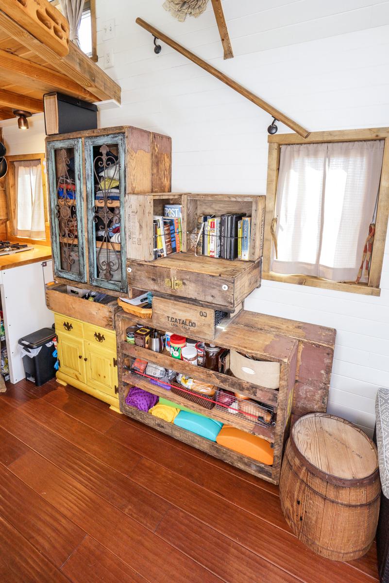 Tiny House Interior   0009