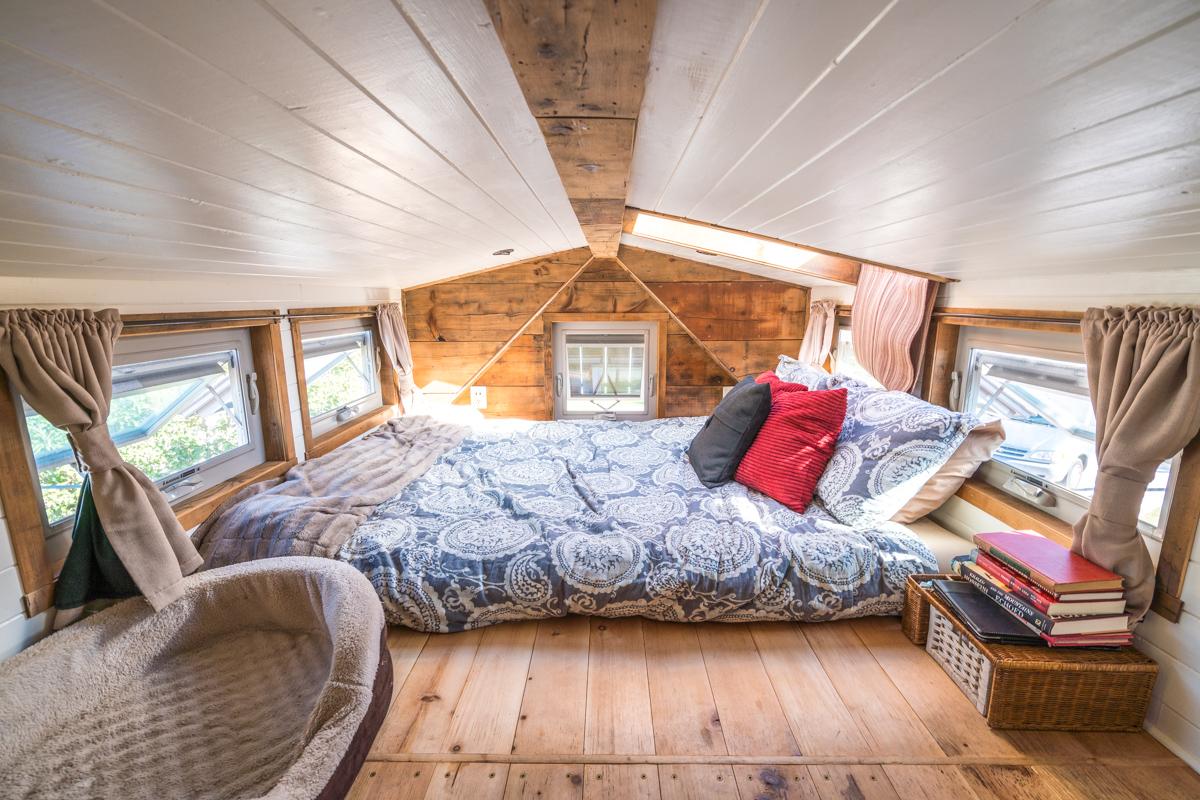 Design Tiny Home: Our Tiny House Interior Photos