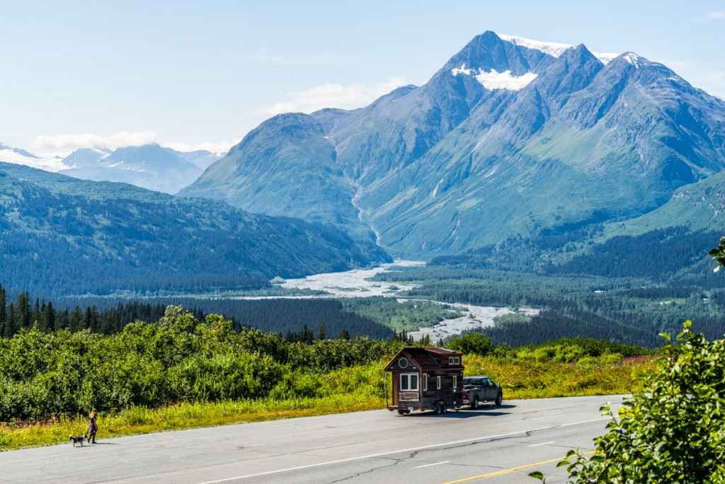 Tiny House Valdez Richardson Highway - 0002