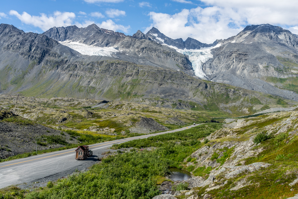 Valdez, AK: Fluffy Bunnies & Glacier Cruise