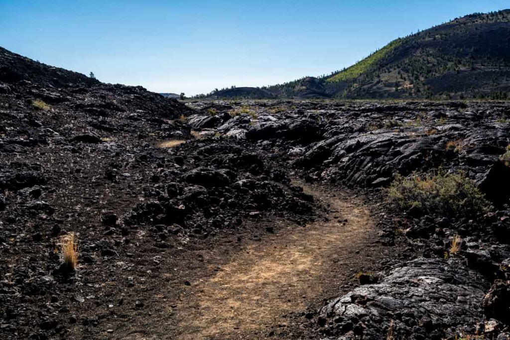 Craters of the Moon Loop Hike