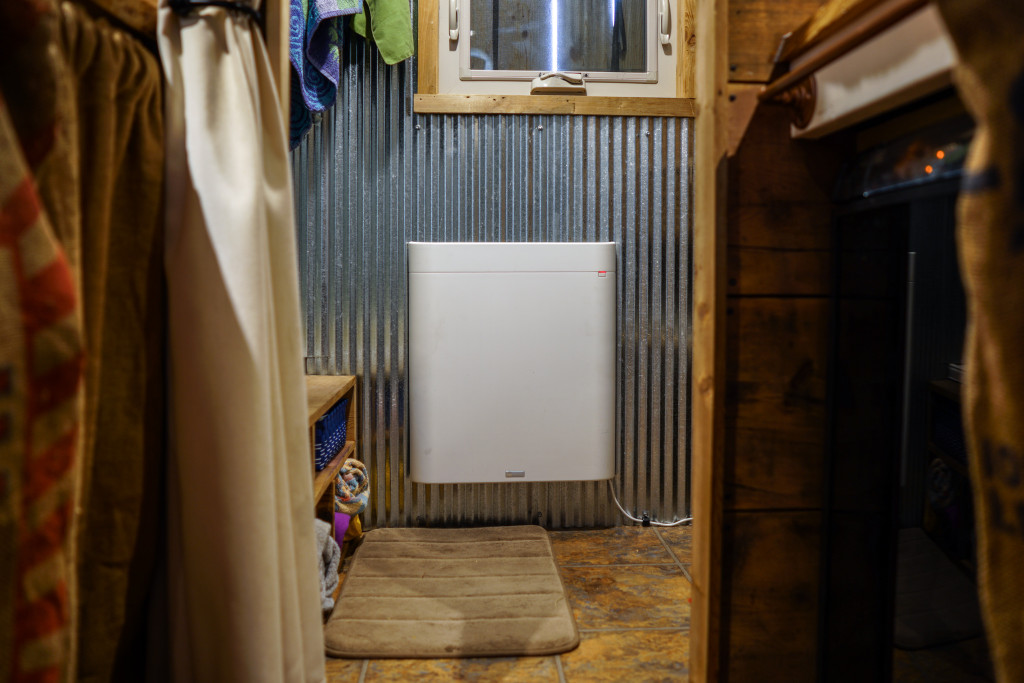 Tiny House Heating