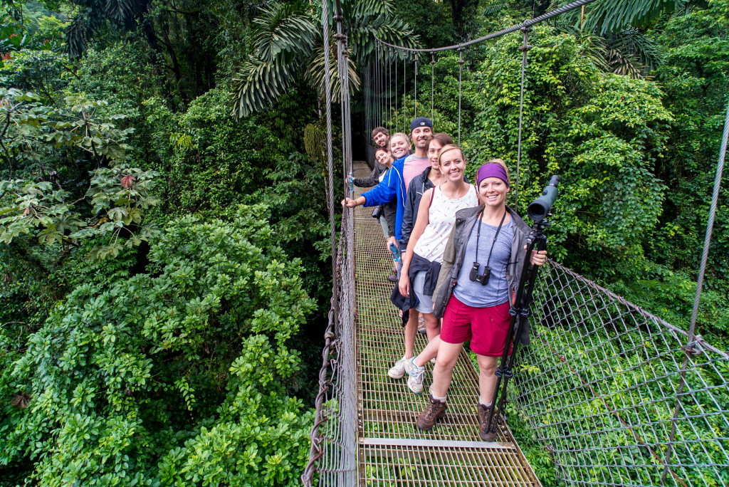 Hanging Bridges Arenal