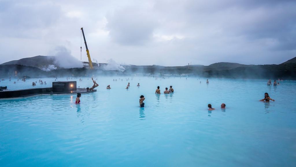 Iceland Blue Lagoon - 0001