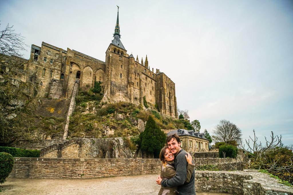 Mont Saint Michel - 0025