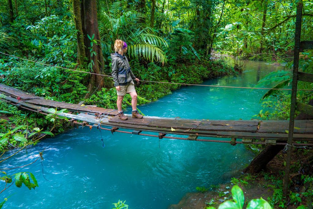 Rio Celeste Costa Rica - 0012