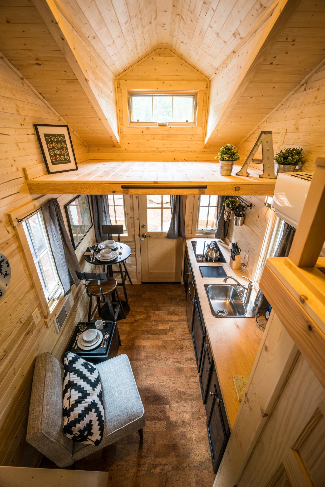 Mt Hood Tiny House Village Atticus Tumbleweed – 0025