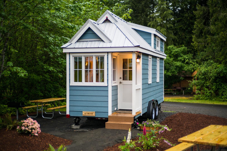 Mt Hood Tiny House Village Zoe Tumbleweed – 0002
