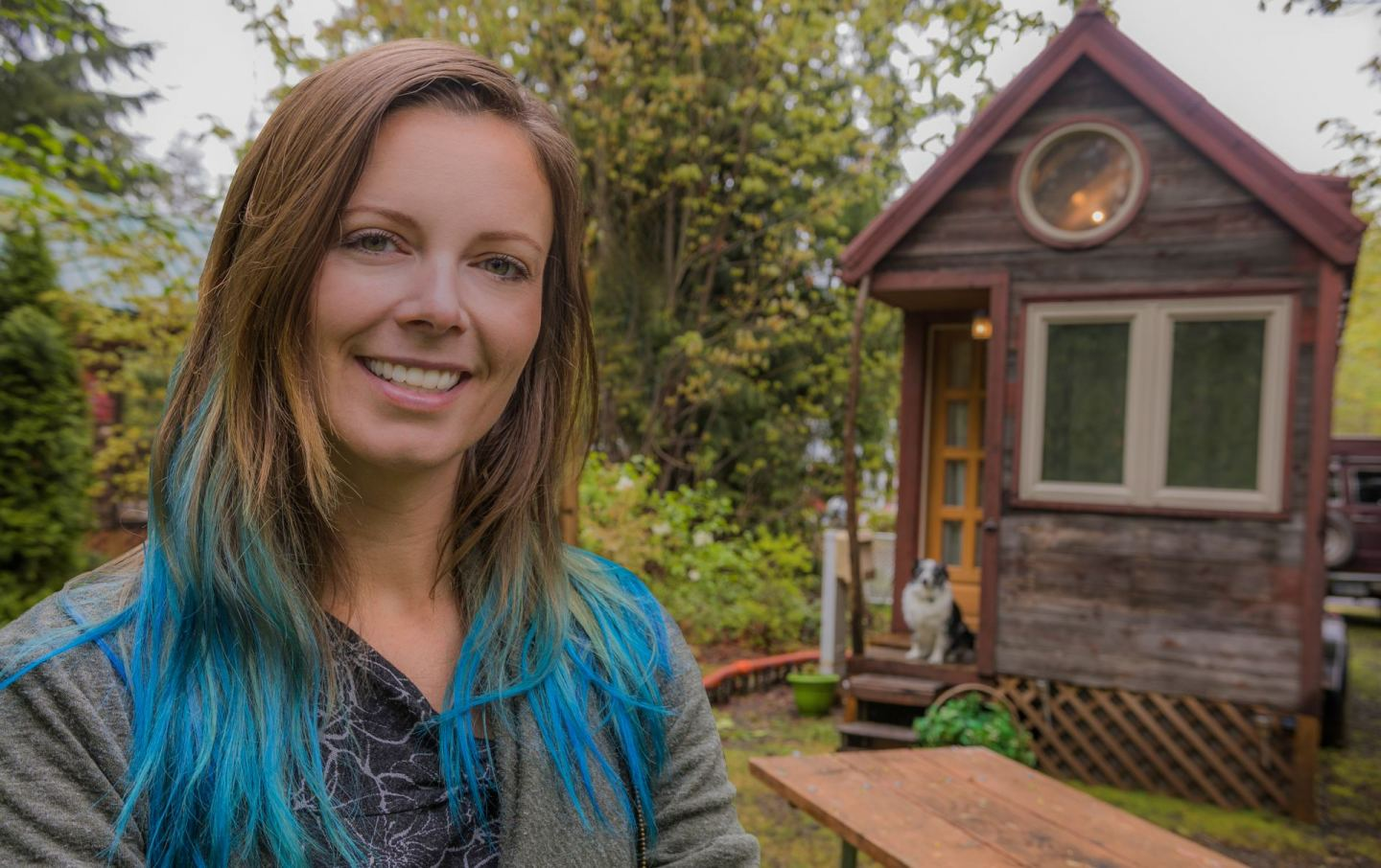 Tiny House in Transition: The Giant Journey Continues