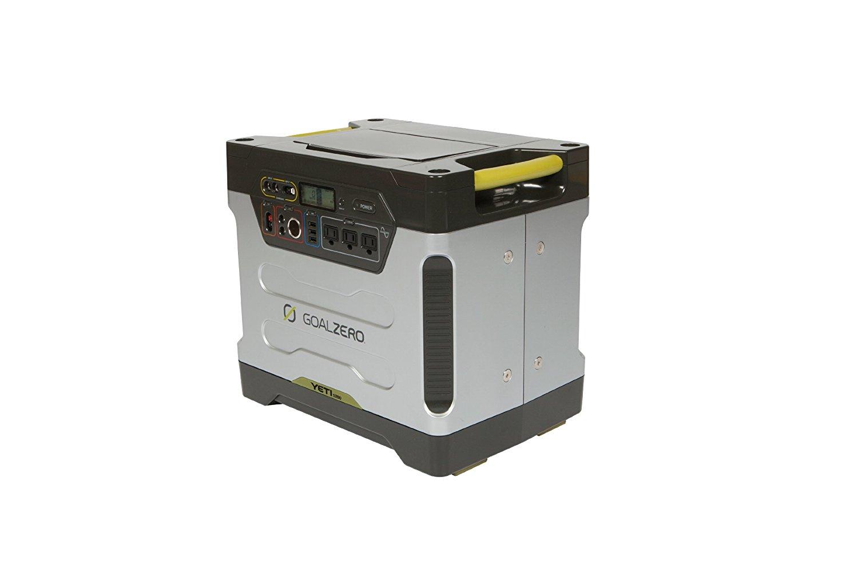 Goal Zero 1250 Portable Solar Generator Affordable Solar