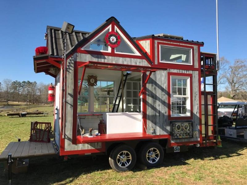 Tiny Fire House