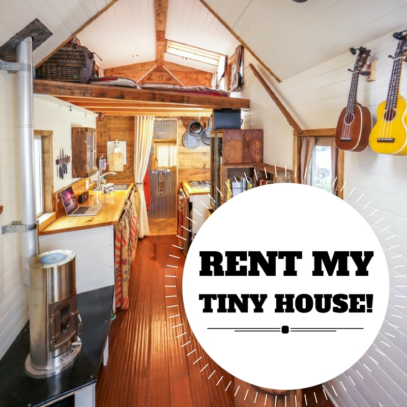 Tiny House Materials: Itemized list of materials and appliances for