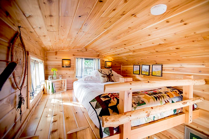 10 Design Tips from Tiny House Professionals Who Have Built Several on caboose construction plans, caboose interior plans, caboose shed plans, caboose diy plans, caboose cabin plans, caboose home plans, bobber caboose model plans,