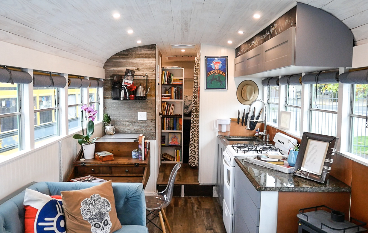 Best Tiny House Van Conversion Amp Schoolie Home Of 2018