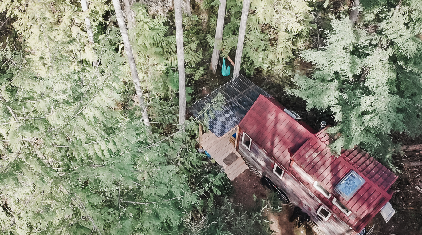 Tiny House on Whidbey Island