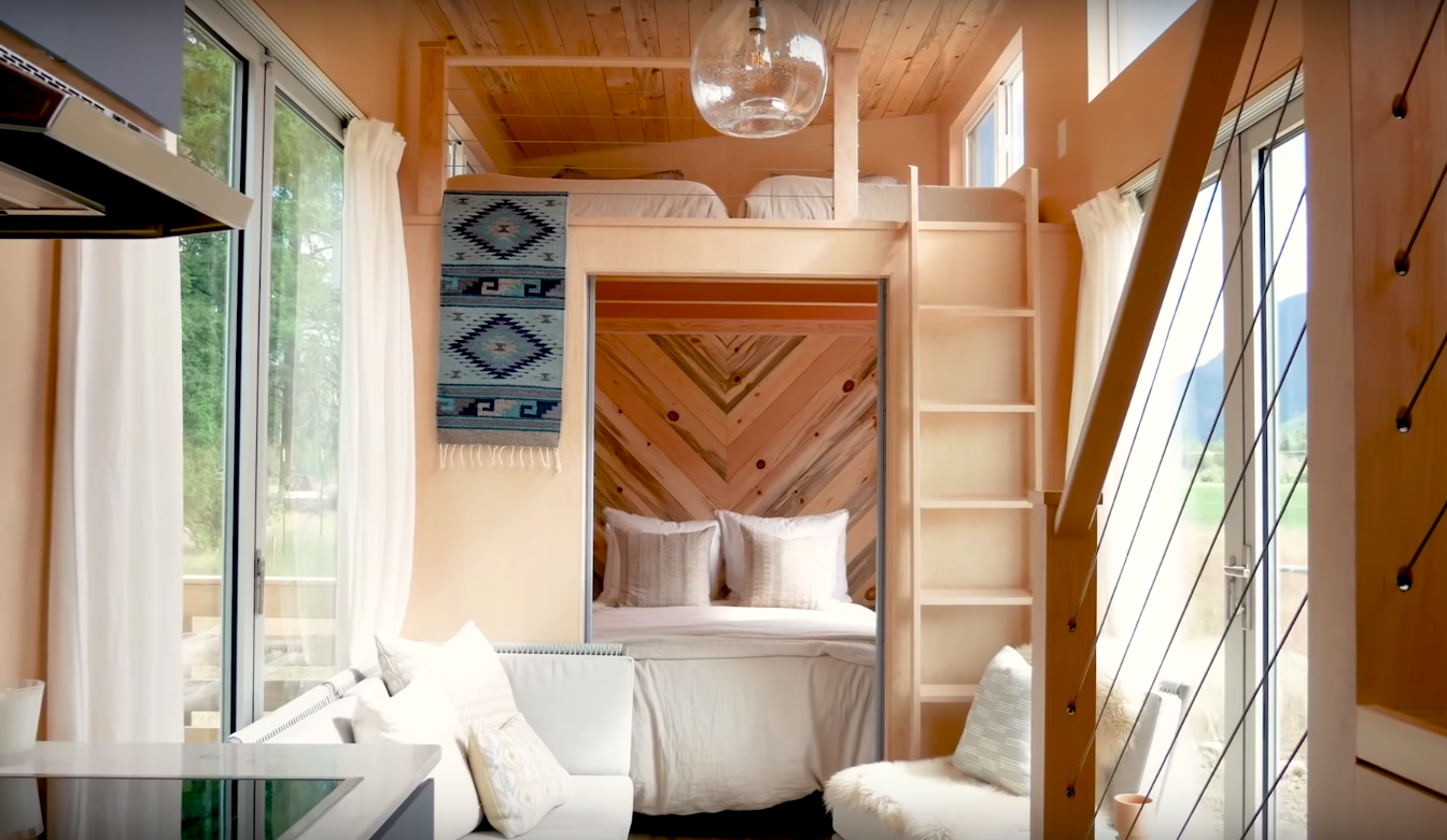 Mark and Mary's Tiny House